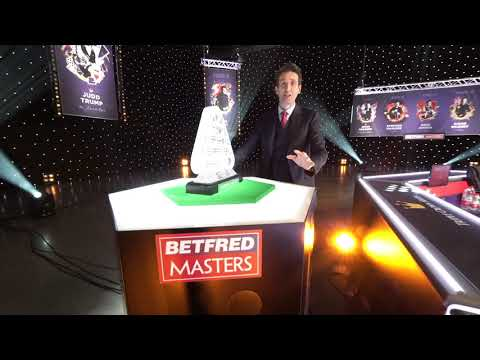 Watch Betfred Masters Semi Final Saturday Live On BBC & Eurosport!