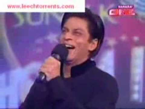 Shahrukh khan singing Apun Bola