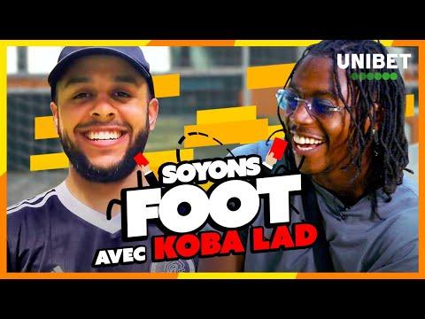 Youtube: Koba LaD vs Colombien, qui a la technique de Ronaldinho?