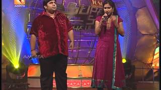 Ep 126, Sreejith & Parvathy,Vizhiye Kadhai,Duet Round ,Super Star The Ultimate