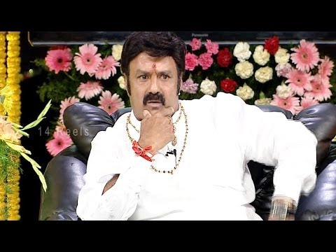 Legend Ugadi Shooter Special Inter View Part 3 - Balakrishna - 2014