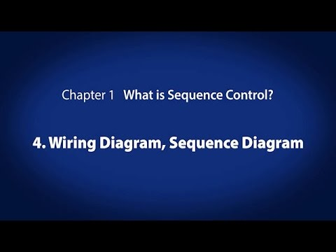 1 what is sequence control wiring diagram sequence diagram rh youtube com