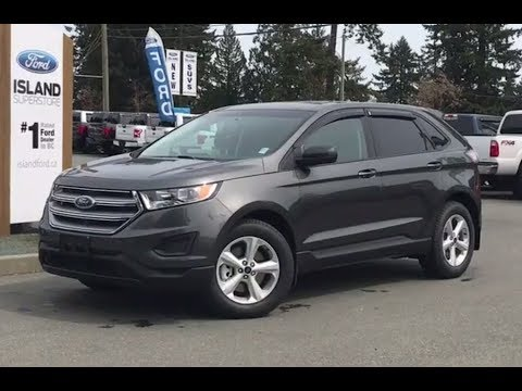 Ford Edge Se Review Island Ford