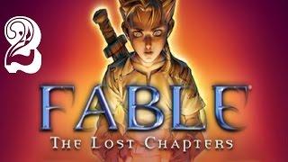 Прохождение Fable: The Lost Chapters. Серия 2. Выпускные экзамены.