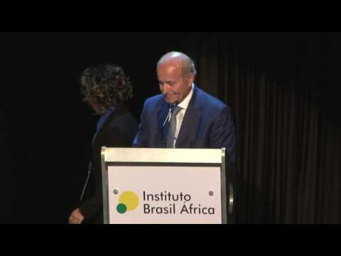 Issad Rebrab | 4th Brazil Africa Forum