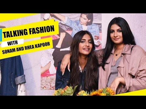 Sonam Kapoor and Rhea Kapoor talk about fashion & their clothing line  | Fashion Trends | Pinkvilla Mp3
