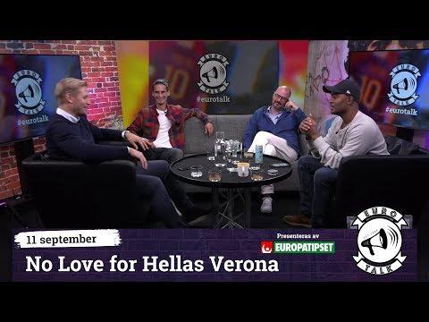Eurotalk: No Love for Hellas Verona