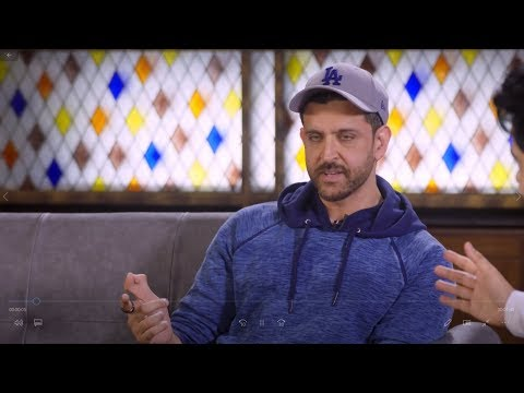 Café Shots | Under 5 With Hrithik Roshan | Not Just Supper Stars