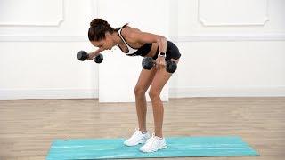 Kayla Itsines's Weight-Strengthening Circuit   Class FitSugar