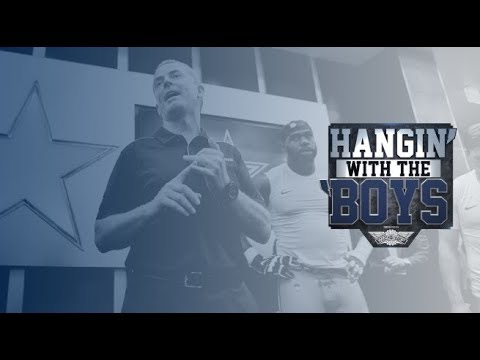 Hangin' with the Boys: Ready For the Super Bowl? | Dallas Cowboys 2019