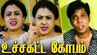 பெற்றோர்கள் கவனத்திற்கு : Anitha Kuppusamy Interview About Pollachi Issue | Thirunavukkarasu Mother