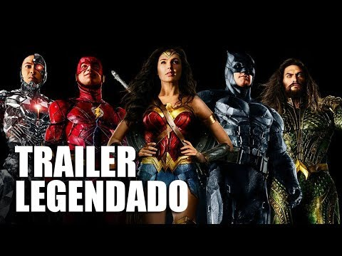 Thumbnail: Liga da Justiça - Trailer ESPECIAL Final Legendado
