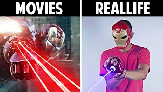 Marvel Gadgets That Were Recreated In REAL LIFE!
