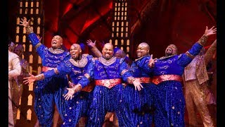 Download 5 Year / 5 Genie Medley - ALADDIN on Broadway Mp3 and Videos