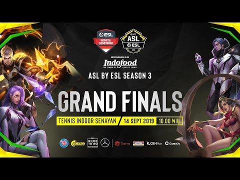 Finals ASL By ESL Season 3 - ESL Indonesia Championship