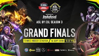 Finals ASL by ESL Season 3 - ESL Indonesia Championship