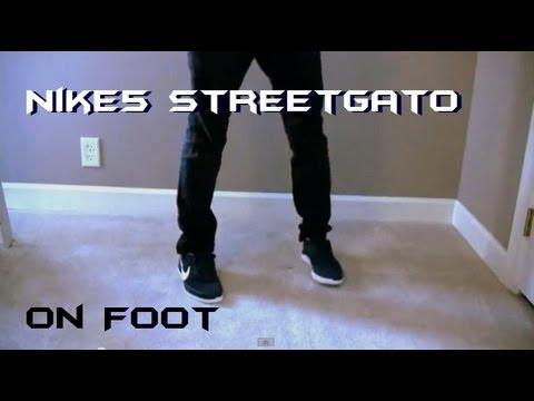 Nike5 StreetGato On Foot