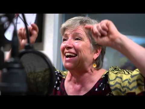 """""""Children First"""" - Eija Ahvo ja Susanna Haavisto ystävineen Ruandan radiossa"""