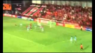 Thai Premier League 2011 | Top 10 Goals of the season.