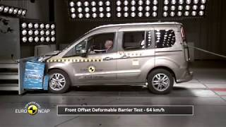 Crash tests 2018 - Ford Tourneo Connect