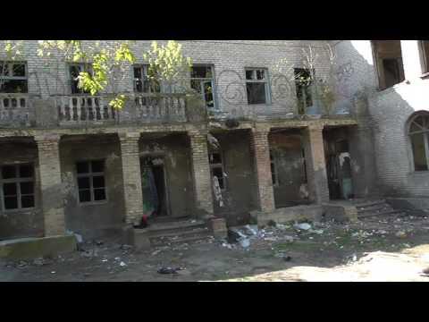 Киев за кадром, выпуск 003: Внешний обзор заброшки детсада номер 216 (Химволокно)