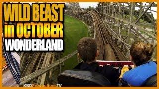 Wild Beast in October - Canada