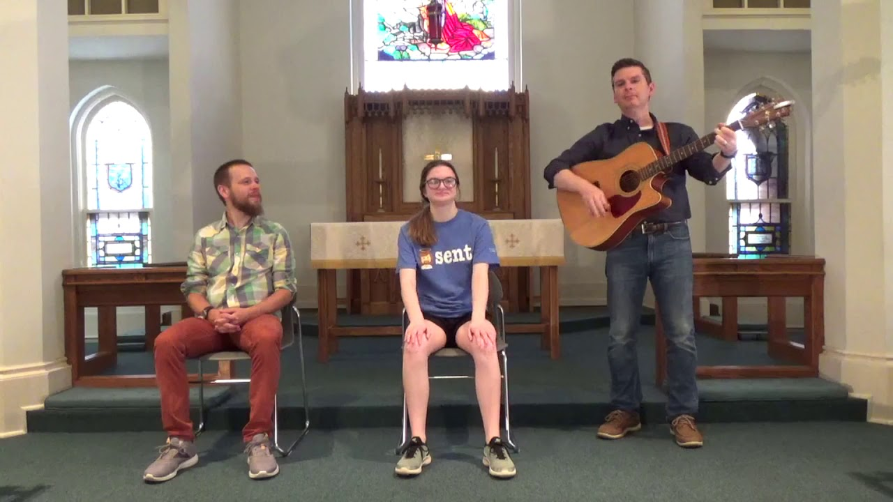 Zion Faith at Home Children's message and sing along 5/21/20