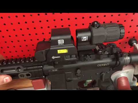 Daniel Defense DDM4V7 and upgrades. Best rifle ever??