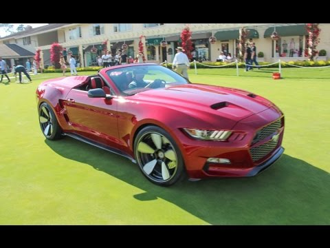2016 ford mustang galpin rocket speedster review rendered price specs release date youtube. Black Bedroom Furniture Sets. Home Design Ideas