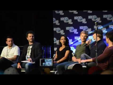 Heroes and Villains Fan Fest San Jose: The Flash Panel