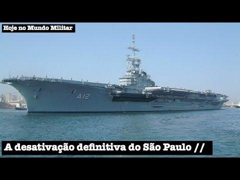 A desativação oficial do São Paulo