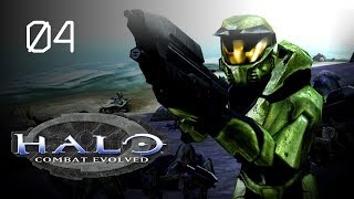 Let's Play Halo: Combat Evolved (SPV3) - 04 - Truth & Reconciliation
