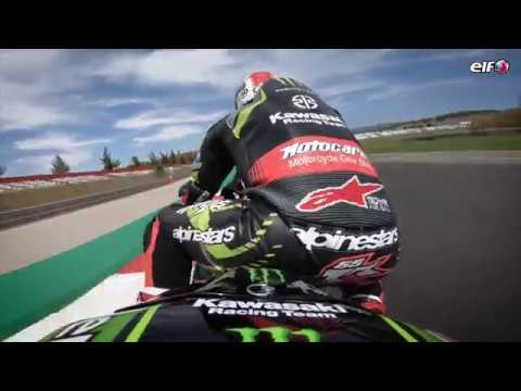 Jump on Jonathan Rea's Kawasaki Ninja ZX-10RR for a quick lap around Portimão!