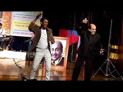 Shirdi wale sai baba | Mohd Rafi | Amar Akbar Anthony | Shahid Rafi | Shakil Ahmed