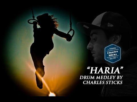 BERRI TXARRAK - HARIA DRUM MEDLEY (By Charles Sticks)