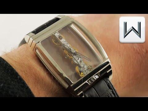 Corum Golden Bridge: White Gold Bridge (113.550.59/0001) Luxury Watch Review