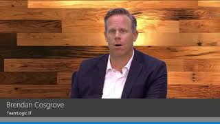 Client Testimonial - Brendan Cosgrove from TeamLogic IT