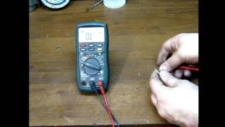 Прилад для перевірки свічок Е П 203