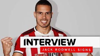 Jack Rodwell signs for Sheffield United | Interview