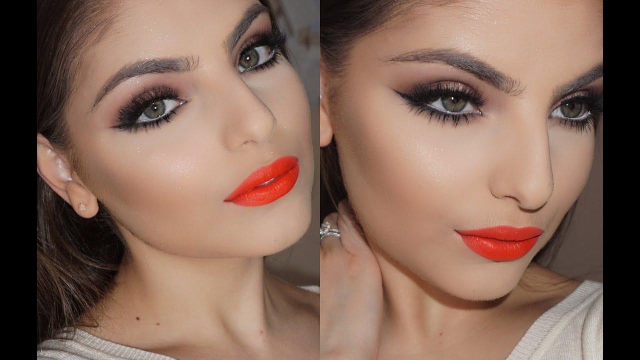Kendall Jenner X Estee Lauder Restless Makeup Tutorial