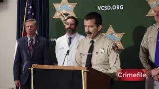 CHP Officer's bullet Killed Sergeant Ron Helus at The Borderline Bar! Friendly Fire!