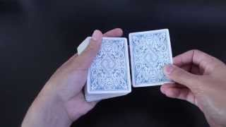 The Best Double Lift // 2 Card Push Over // Card Tricks