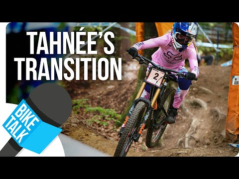 Bike Talk: Transition TR11 of Tahnée Seagrave | SHIMANO
