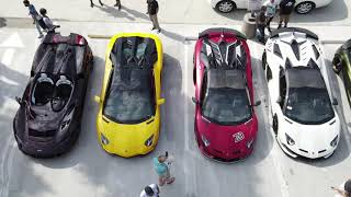 LaFerrari, McLaren Speedster, two F40's & much more!   Cars & Chronos