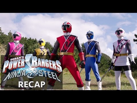 Power Rangers | Ninja Steel Recap