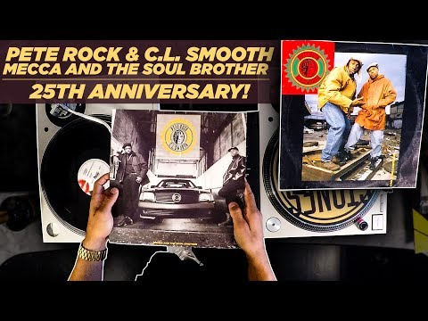 Discover Classic Samples On Pete Rock & C.L. Smooth's 'Mecca And The Soul Brother'