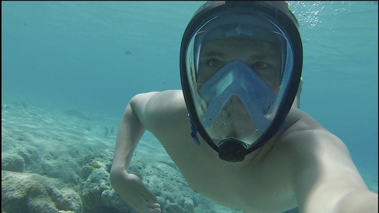 5a41ed0c8 100% Anti Fog Snorkel Mask...Does it work !
