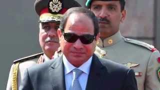 الرئيس المصري عبد الفتاح السيسي في مقابلة خاصة