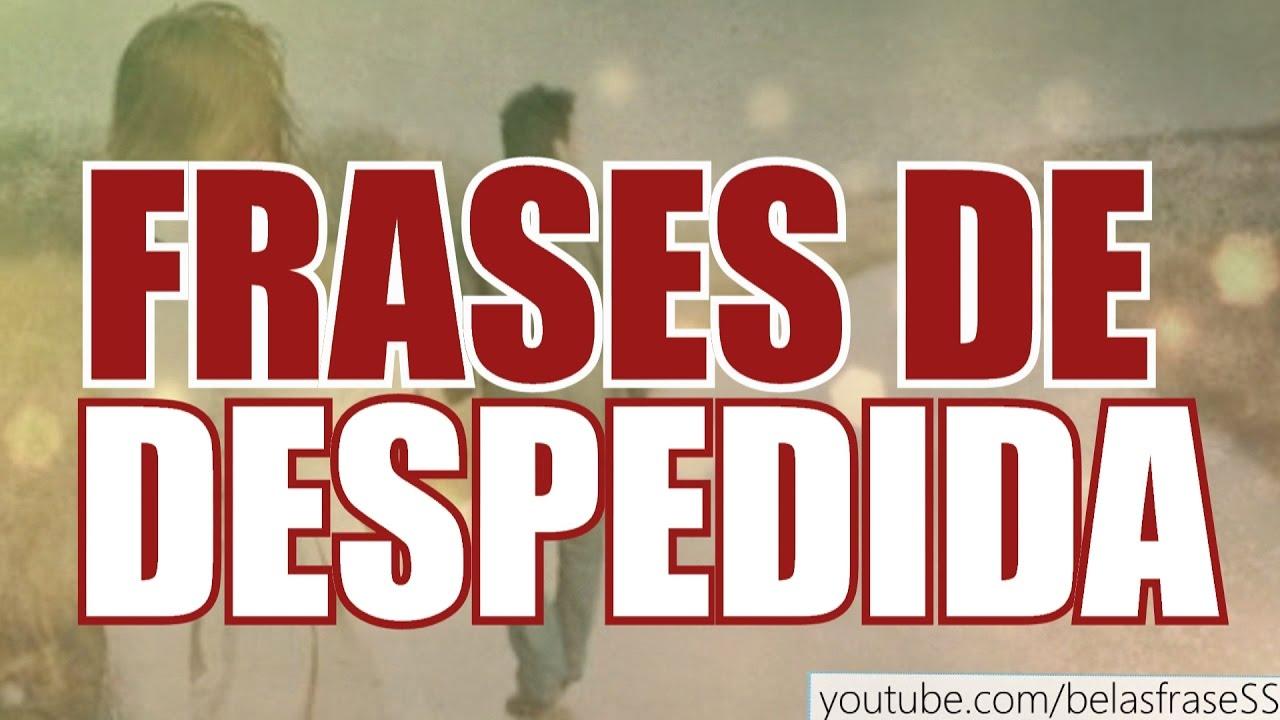 Palabras De Despedida: FRASES DE DESPEDIDA (DIA DOS FINADOS)