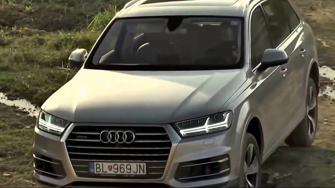 audi q7 2016 the outstanding features audi q7 video demonstration youtube. Black Bedroom Furniture Sets. Home Design Ideas
